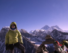 TREKKING CAMPAMENTO BASE EVEREST 2013